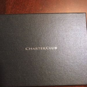 Charter Club Jewelry - NWT charter club earring and necklace set